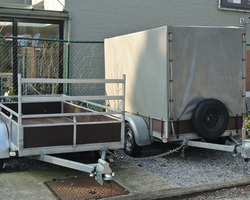 BAV Verhuur - Schilde - Verhuur Aanhangwagens