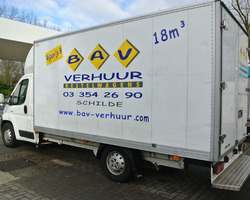 BAV Verhuur - Schilde - Verhuur Bestelwagens