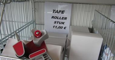 Taperoller 11.00€